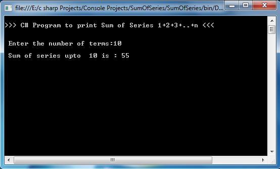 Sum-Of-Series-CSharp_output