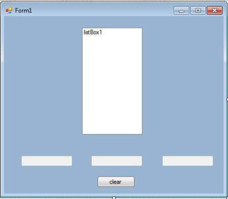 listbox-to-textbox-winforms