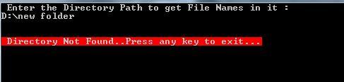 C#.Net Get FilePaths_Output_2