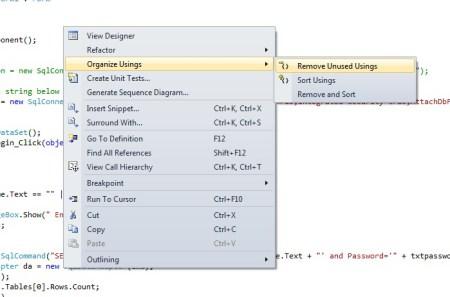 Remove unused usings_2
