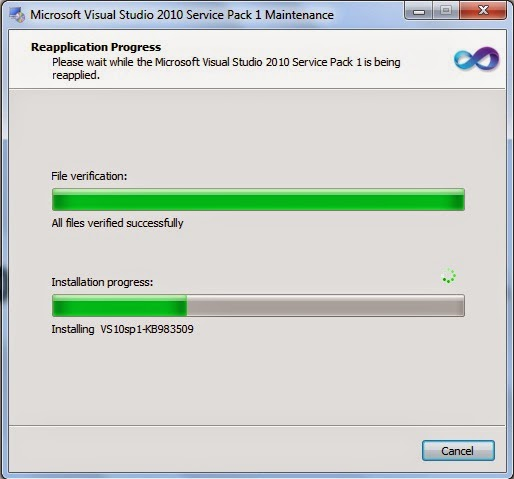 MVC 4.0 Installation for Visual Studio 2010